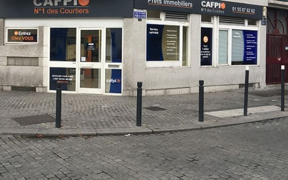 CAFPI Saint Denis : photo agence de courtiers