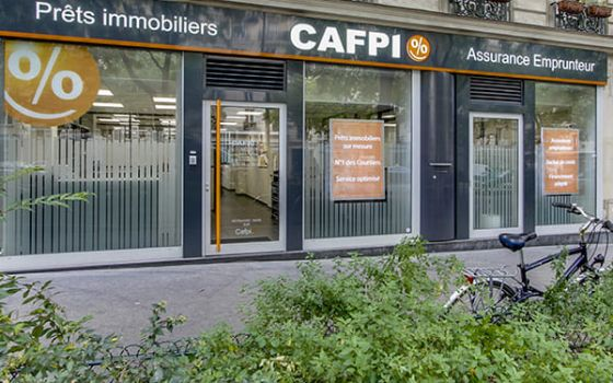 CAFPI Paris 05 : photo agence de courtiers