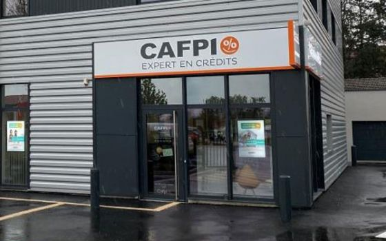 CAFPI Andrezieux Boutheon : photo agence de courtiers