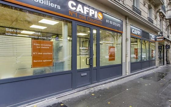CAFPI Paris 11 : photo agence de courtiers