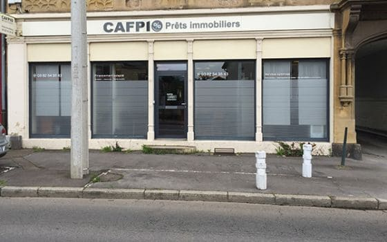 CAFPI Thionville : photo agence de courtiers
