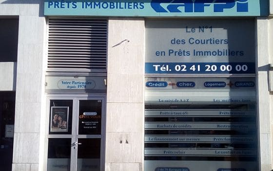 CAFPI Angers : photo agence de courtiers