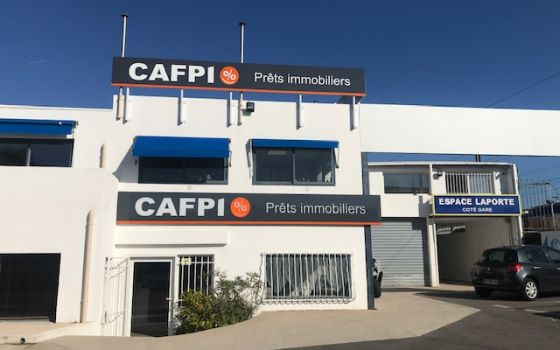 CAFPI Antibes: photo agence de courtiers