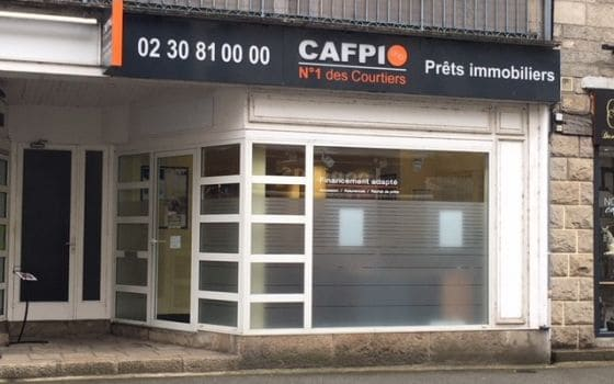 CAFPI Pontivy: Photo agence de Courtiers