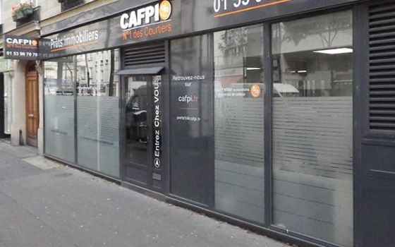 CAFPI Paris 15 : photo agence de courtiers