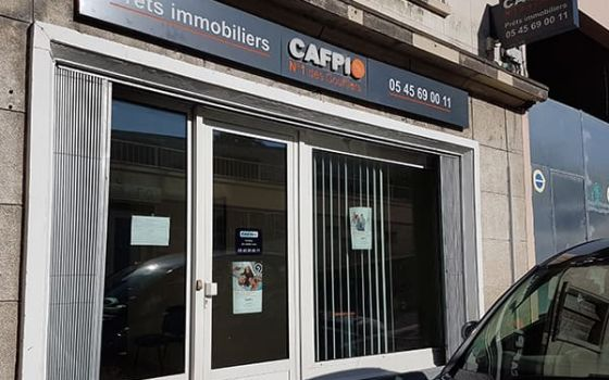 CAFPI Angouleme : photo agence de courtiers