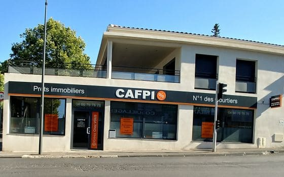 CAFPI Marseille 12 : photo agence de courtiers