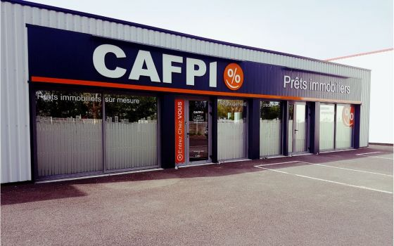 CAFPI Niort : photo agence de courtiers