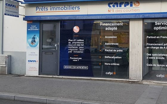 CAFPI Saint Nazaire : photo agence de courtiers