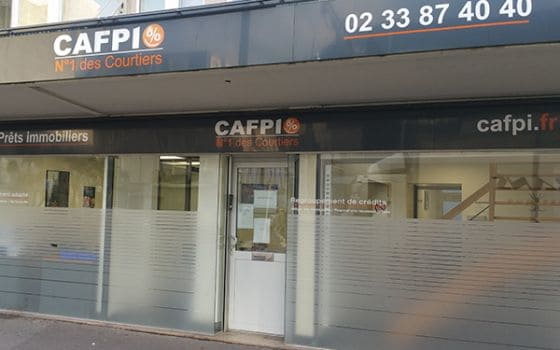 CAFPI Cherbourg : photo agence de courtiers
